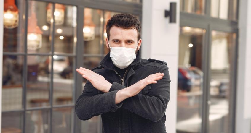 Nowe ograniczenia w związku z epidemią koronawirusa